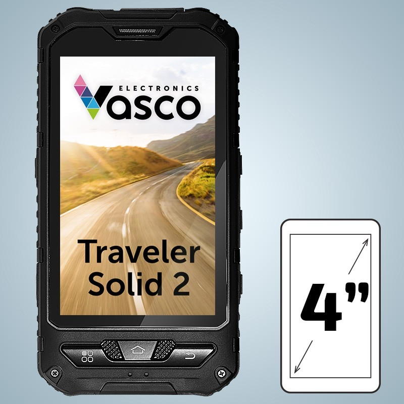 Vasco Traveler Solid