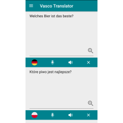 Vasco Translator Premium 7""